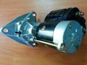 Стартер с редуктором 12В 4.2 кВт 11010015, SLOVAK с поворотной маской 3
