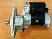 Стартер с редуктором 12В 4.2 кВт 11010015, SLOVAK с поворотной маской